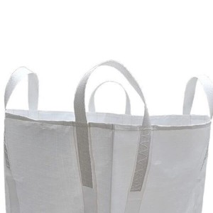 China Supplier One Cubic Yard Builders Large Woven Polypropylene Bags Wholesale