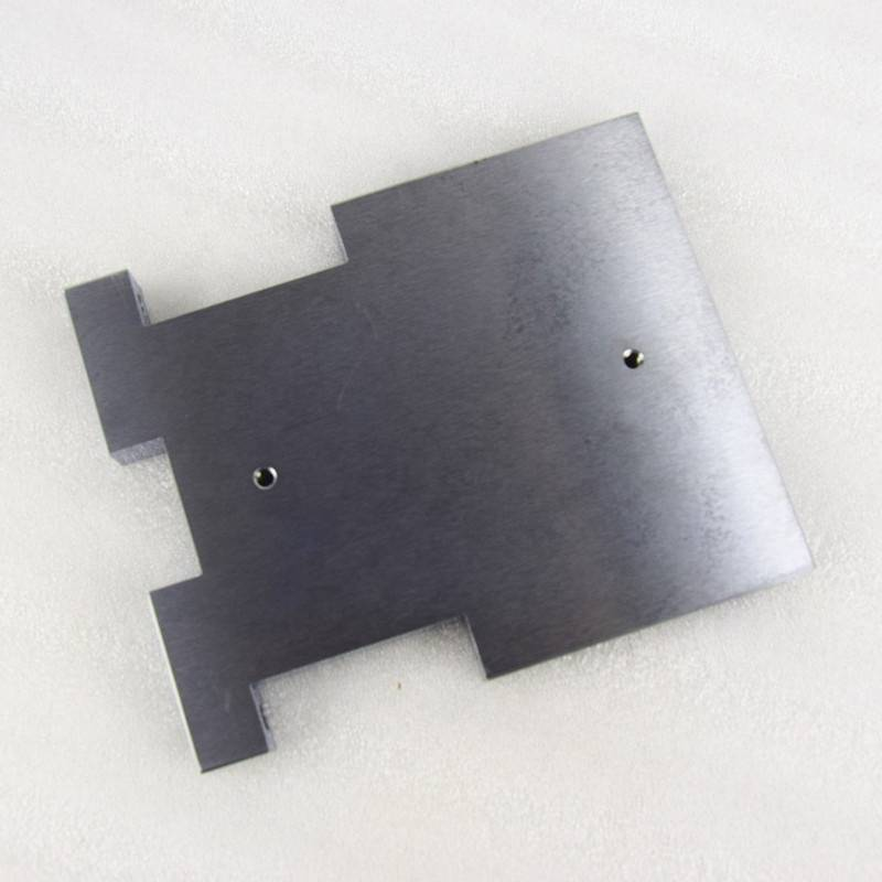 Precision Iron Machining Idle Rail Stand Parts/Cnc Machining Iron Idle Rail Stand Parts/Mass Production Machining Parts