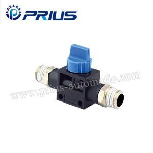 Pneumatic Fittings HVSS