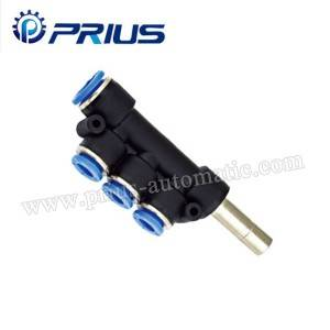 Pneumatic fittings PKJ