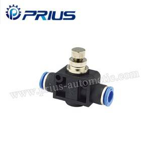Pneumatic Fittings NSF