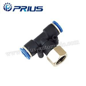 Pneumatic Fittings PTF-G