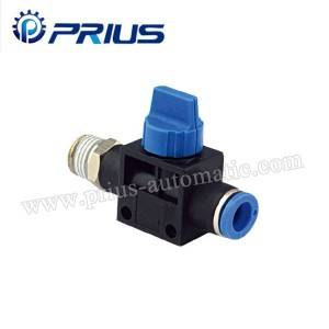 Pneumatic Fittings HVSF