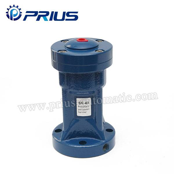 SK Series Pneumatic Percussion Rauj Featured duab
