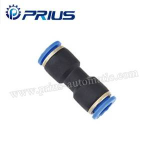 Pneumatic fittings PU