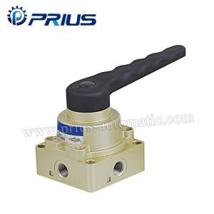HV / K / 4HV Hand Switch Valve
