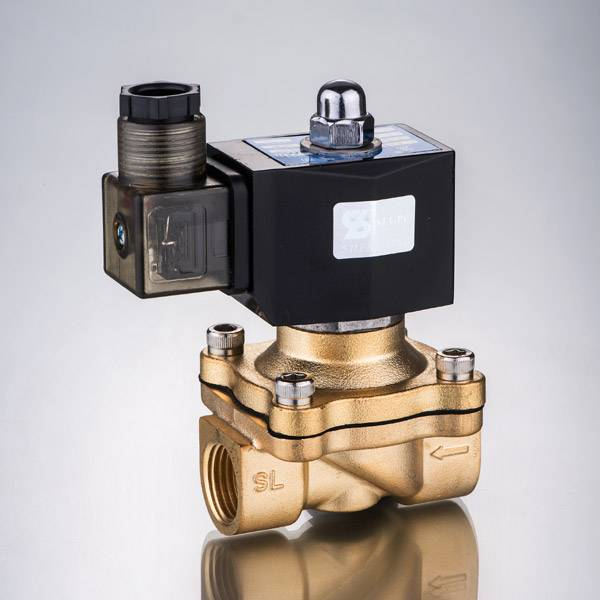 2W(UW) Series Solenoia Valve(Large Aperture) Featured Image