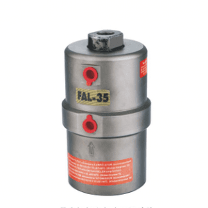 Fal sreath Straight Line Type Pneumatic Vibrator