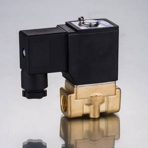 2W (UD) Serie válvula solenoide (Small Aperture)