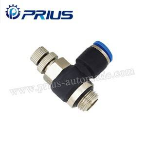 Pneumatic Fittings NSE-G
