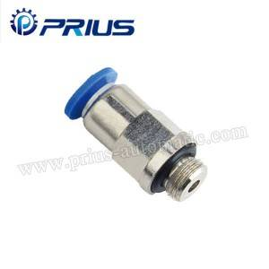 Pneumatic Fittings PCVC