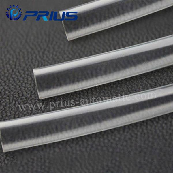 High Temperature Pneumatic Air Tubing Nature Colour Non Toxic PTFE Teflon Hose Featured Image