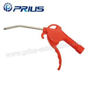 "Plast Stál Pneumatic Air slönguna AR - TS Air Duster Gun Með Thread 1/4 ""PT"
