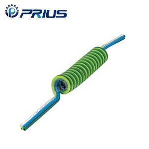 Thermoplastic Polyurethane pneumatic Air Tubing 20 Bar -40 ℃ ~ 80 ℃ Air Line Hose