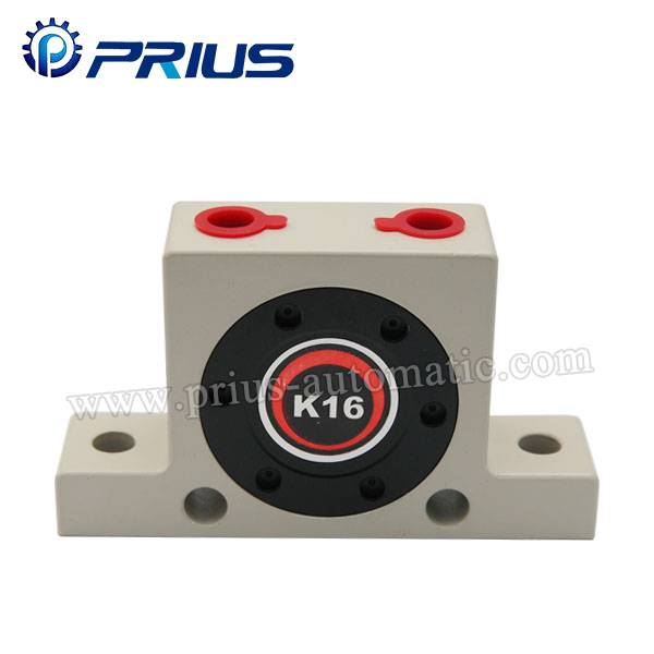 K series Pneumatic Ball Vibrator Featured Image