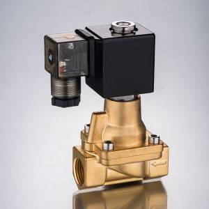 PU Series Solenoid Valve (Steam Type)