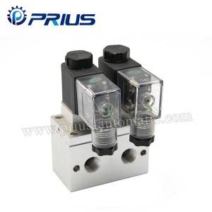 Diafragma pneumatik Solenoid Valve MP- 08 Untuk Apparatus Medical / Instruments
