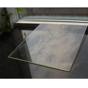 3D Printer Parts Borosilicate glass Plate for 3d printing size 257*229*4mm for UM2 printer