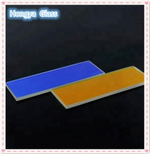 UV Longpass Dichroic Optical Glass Filter