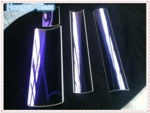Quartz glass Cold mirror Reflector for UV curing machine