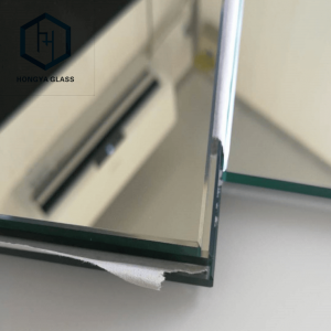 4mm 5mm 6mm Safety Tempered Silver Glass Mirror