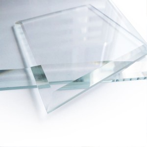 picture frame 4mm 5mm beveled tempered glass prices