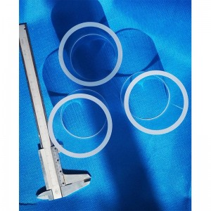 2mm 3mm 5mm 8mm 10mm OD quartz glass tube with customized length