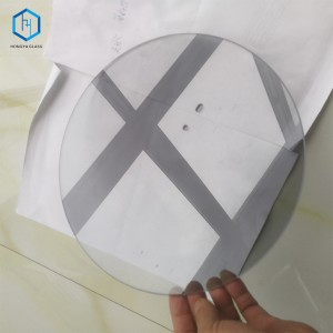 Wholesale Screen-Printing Tempered Glass Lamp Covers & Shades for Outdoor Lighting