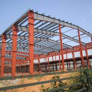 Inogide Prefab Prefabricated House Steel Structure nkwakọba na Best Price