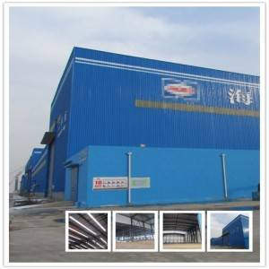 Expert Supplier of Steel Construction Building Steel Frame Construction