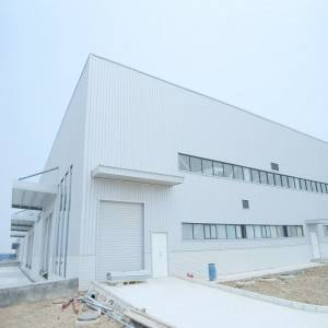 Steel Sheet Structure Metal Workshop (Steel Structure)