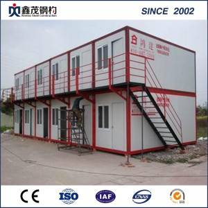 Modified Container House/Container Coffee Shop/ Shipping Container Homes for Sale