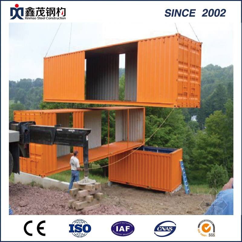 Modified Container House/Container Coffee Shop/ Shipping Container Homes for Sale Featured Image