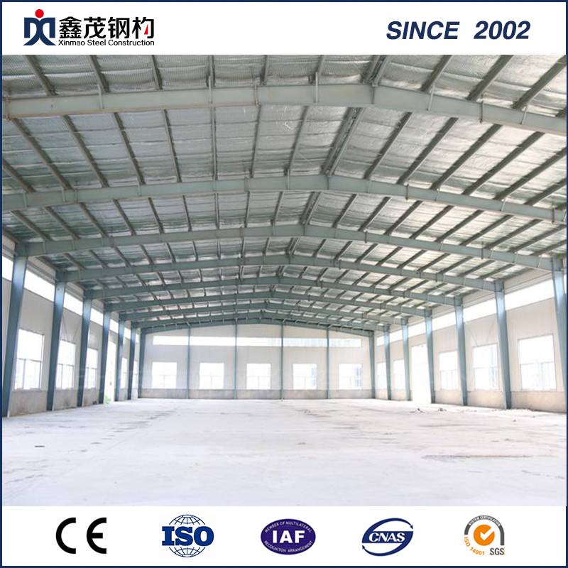 Customized Prefabricated Steel Structure Warehouse with Lower Price Featured Image