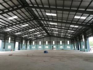 High Quality Steel Structure House for Warehouse Use