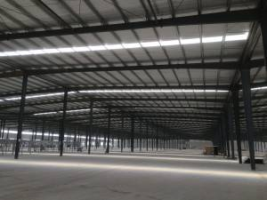 China  Good Quality High rise metal frame structure steel fabrication building for workshop