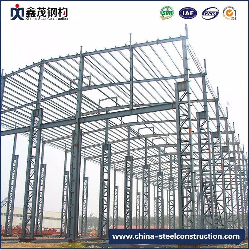 Ce Certification Prefabricated Steel Structure Building