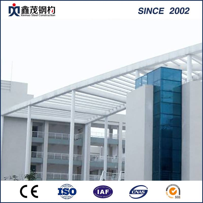 Cheap Steel Structure Prefabricated School Building