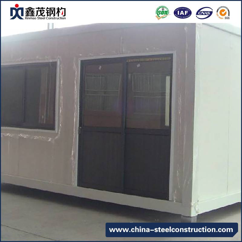 China Insulation Office Prefab Dépannage House