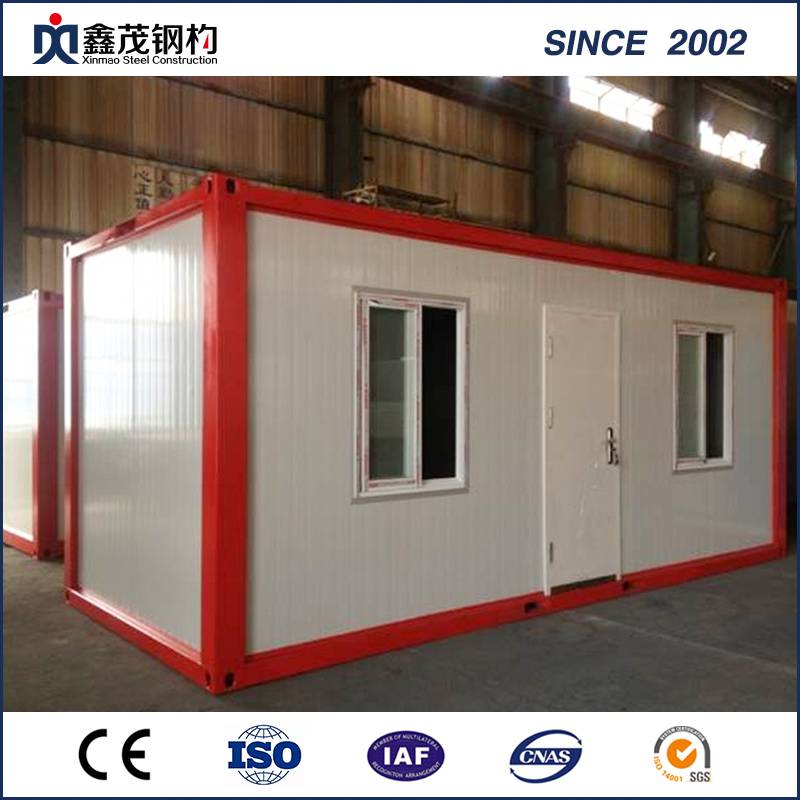Kina Sandwich Panel Customized Container hus til Living Home
