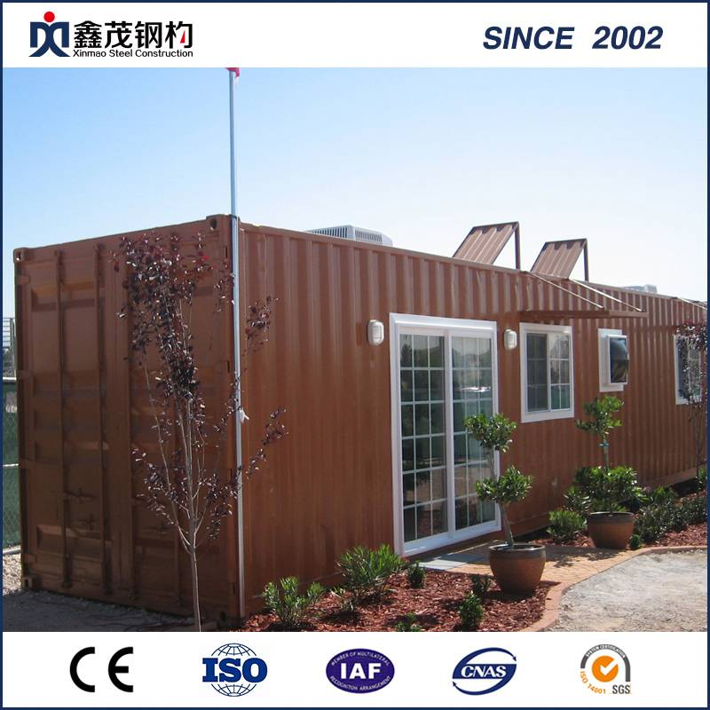 Container Home Cabin Shipping Container House Featured Image