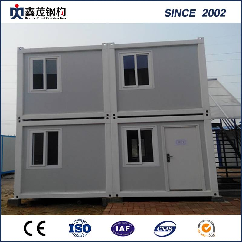 Easy Assembled Modular Container House Camp Cabin House Appartment