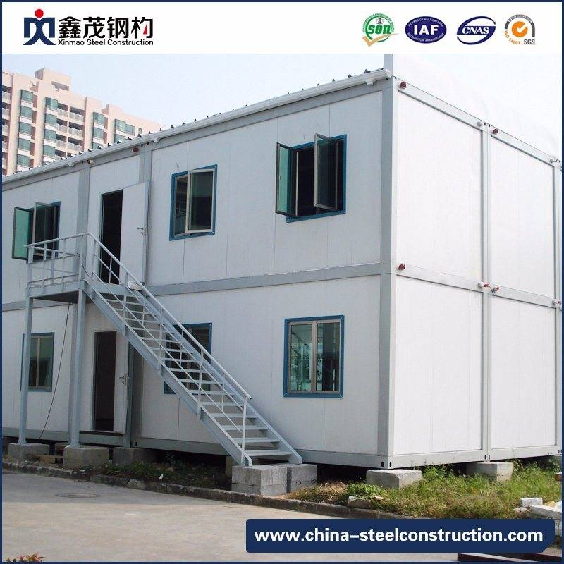 Economic Flatpack 40FT Container House as Customer Requirement