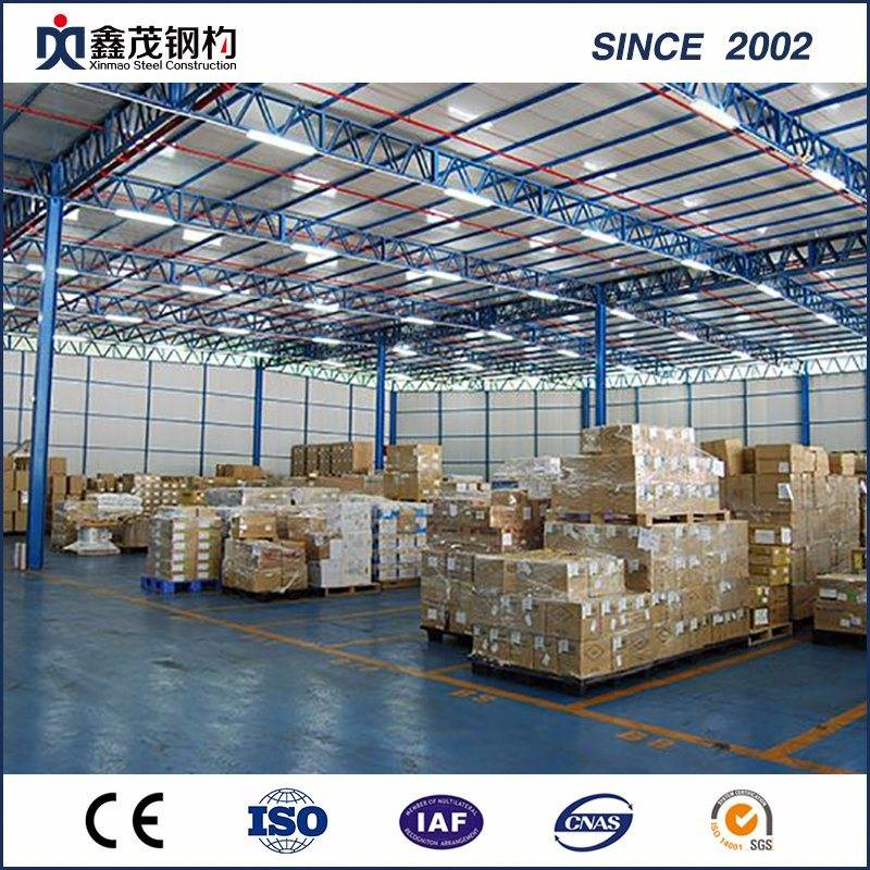 Economical Design Welded Metal Steel Construction for Warehouse Featured Image
