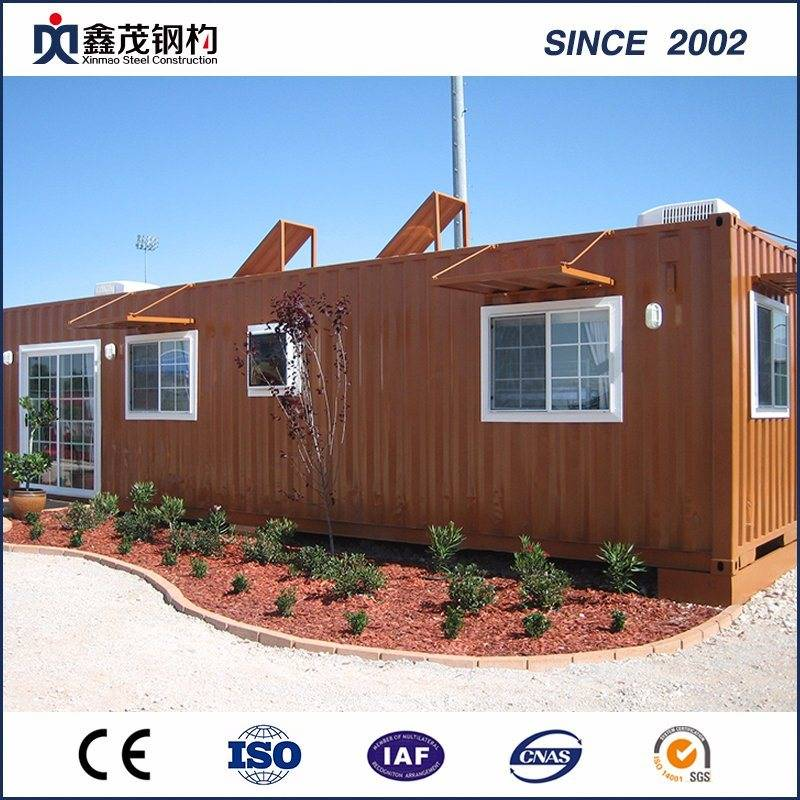 Fast Installation Modified Shipping Container House