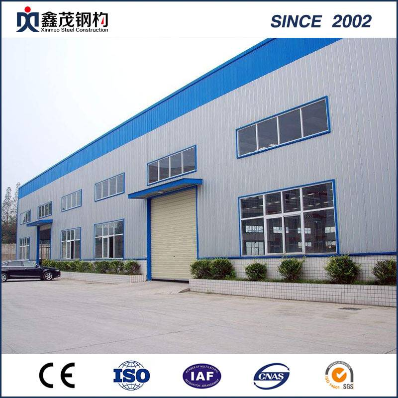 High Quality Prefab Steel Structure Building for Steel Warehouse
