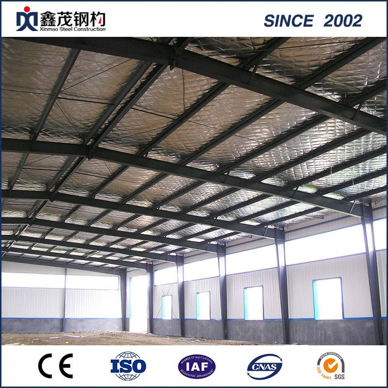 High Standard Fireproofing Steel Structure Warehouse Made in China