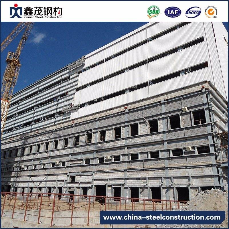 Light Steel Structure Building Prefabricated Building for Workshop