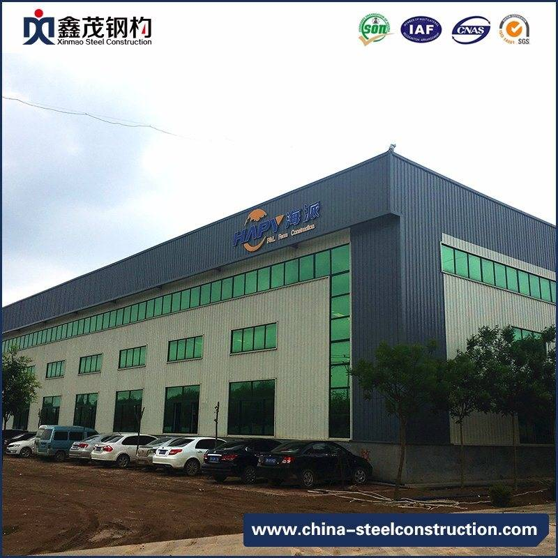 Oman Steel Structure Building From China