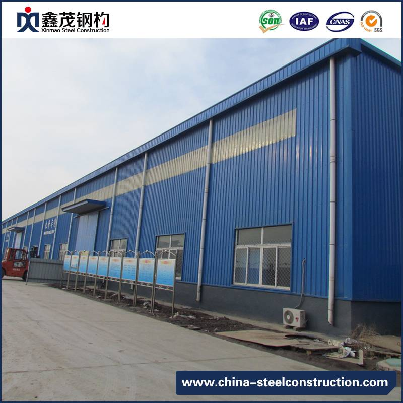 Pre-Engineered Prefabricated Steel Structure Building for Warehouse